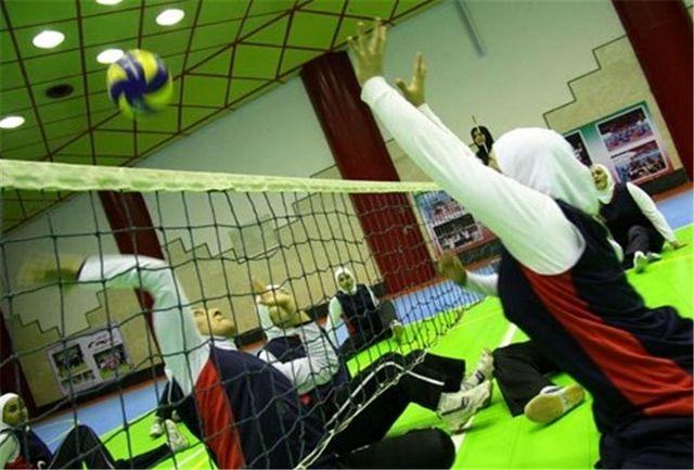 اردوی تیم ملی والیبال نشسته بانوان برگزار میشود