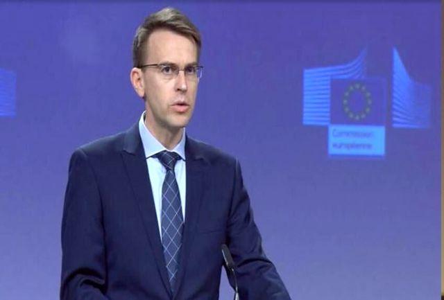 اسراییل پاسخ اتحادیه اروپا را نداد