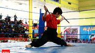 حضور  کونگ فو کاران لرستانی در مسابقات قهرمان کشوری