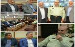 رئیس پلیس پایتخت قهرمانی پرسپولیس را تبریک گفت