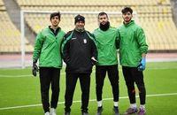 حاجاسبویی: امیدوارم این استعدادهای فوتبال ایران به حق خودشان برسند