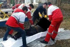 جسد مردی مجهول الهویه در بندر انزلی