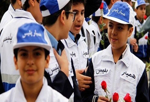 ۱۲۰ هزار نفر در استان قزوین همیار پلیس هستند