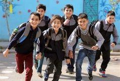 تعطیلی مدارس 14 شهرستان خوزستان در روز دوشنبه