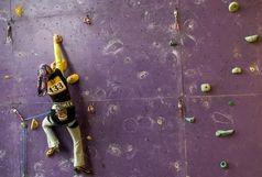 پایان مسابقات سنگنوردی بانوان آذربایجانغربی