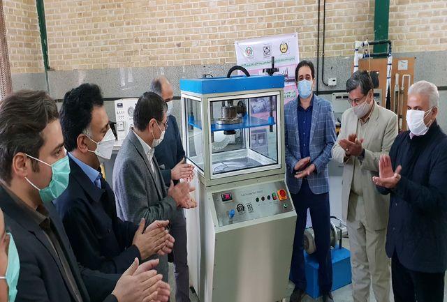 سامانه اندازه گیری فلوی سوخت مایع در نازل توربین های نیروگاهی در قزوین رونمایی شد