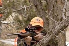 دستگیری شکارچیان غیرمجاز قبل  از اقدام به شکار در زیستگاههای شهرستان ساوجبلاغ