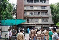 آتشسوزی بیمارستان کرونایی ۸ قربانی گرفت