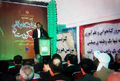 آغاز هشتمین نمایشگاه بین المللی کتاب کردستان