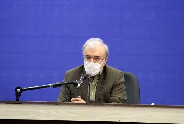 وزیر بهداشت در جلسه استانی مقابله با کرونای آذربایجانغربی چه گفت؟