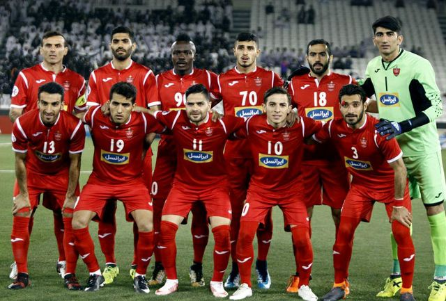 پرسپولیس بهترین خط دفاعی لیگ قهرمانان آسیا را کسب کرد