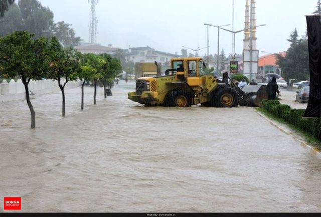 خطر سیلاب از بیخ گوش تهران گذشت