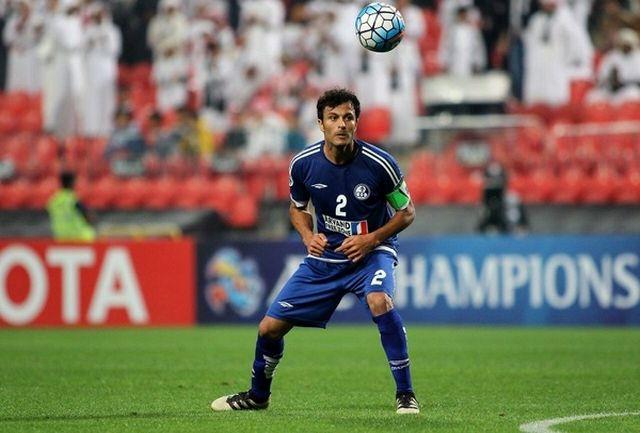 لژیونر فوتبال ایران در آستانه محرومیتی مشابه طارمی