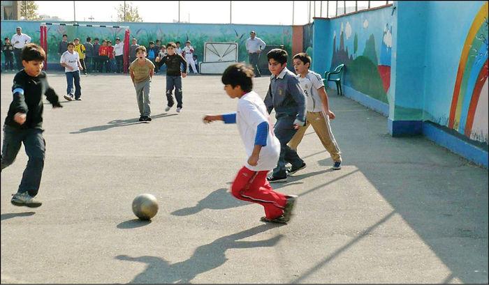 نگاهی به عملکرد زنگ تربیت بدنی در مدارس/ ورزش، درسی که جدی گرفته نمی شود