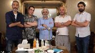 «بچه ی فامیل دور» هم «شام ایرانی» می پزد