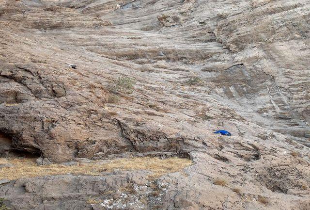 جسد کشفشده در  کوه یافته متعلق به مردی تقریبا ۶۰ ساله است