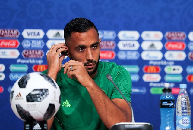 بن عطیه:  میخواهیم گل بزنیم تا به هدفمان برسیم/ مراکش با حضور مربی جدید تغییر کرده است