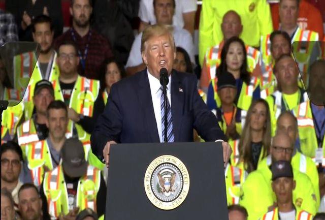 ادعای عجیب انتخاباتی دونالد ترامپ در مورد خاورمیانه