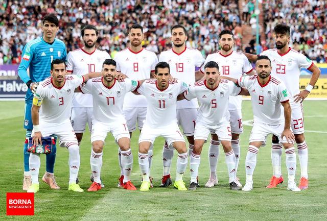 تیم ملی با ویلموتس به رده بیستم جهان صعود کرد/ ایران همچنان تیم اول آسیا