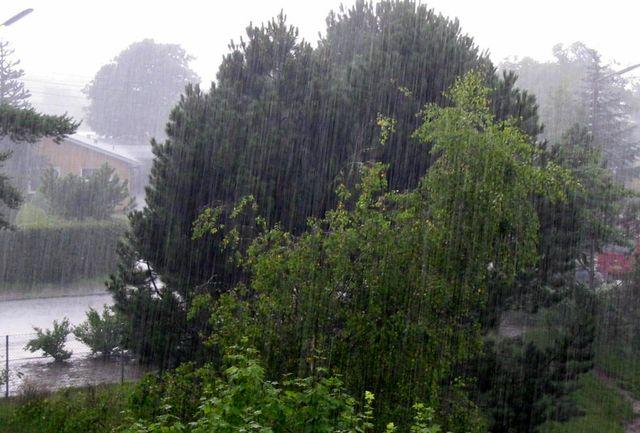 وقوع رگبار، رعد و برق و باد شدید در کشور
