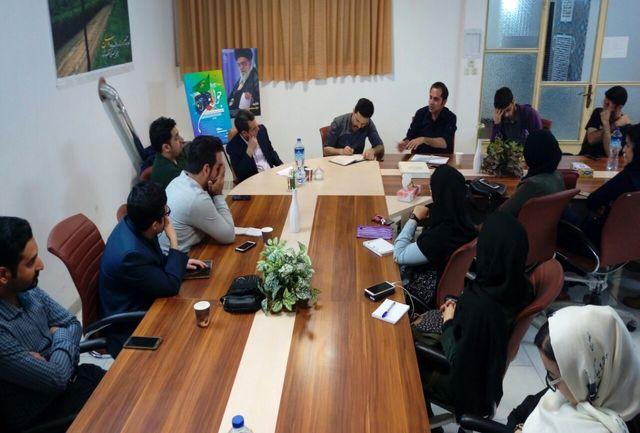 سلسله نشست های گفتمان جوان با موضوع جوان ایرانی و مشارکت اجتماعی برگزار شد