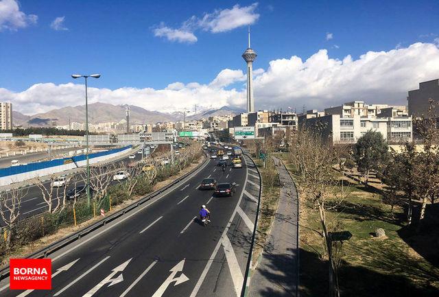 هوای تهران قابل تنفس است
