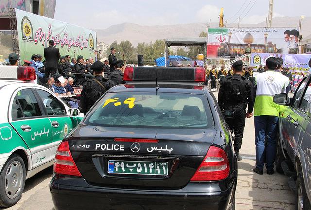 تیراندازی در بزرگراه آزادگان / متهمین دستگیر شدند