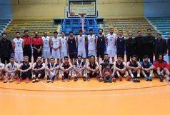 برد بسکتبالیست های شورا و شهرداری در بازی تدارکاتی
