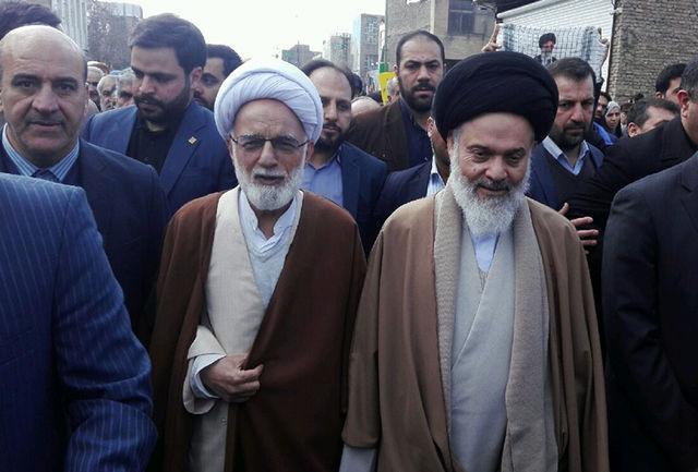 بدخواهی دشمن اراده ملت ایران را افزایش داده است