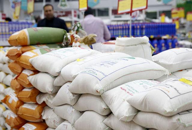 افزایش ۳۴ درصدی واردات برنج