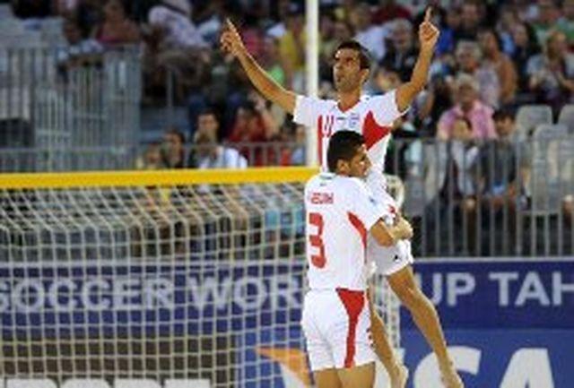 برنامههای تیم ملی فوتبال ساحلی برای کسب سهمیه جام جهانی اعلام شد