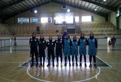 تهران قهرمان مسابقات قهرمانی کشور بسکتبال سه به سه دختران شد