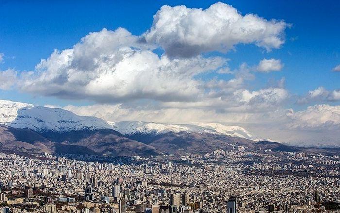 هوای اصفهان در نخستین روز هفته، سالم است