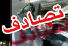 واژگونی اتوبوس در آزادراه پیامبر اعظم ۲۴ نفر مصدوم و فوتی در جا گذاشت