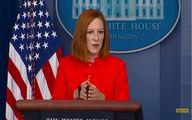 کاخ سفید: بایدن معتقد به دیپلماسی با ایران  است