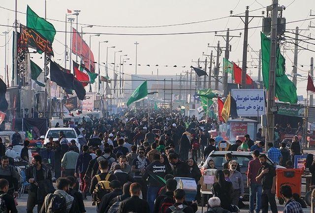 استقرار هشت شهرداری معین خوزستان در شلمچه