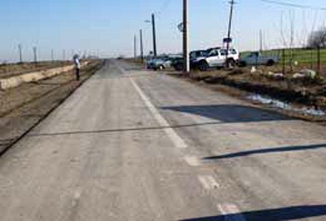 آسفالت 198کیلومتر راه روستاهای بالای 50خانوار در چناران