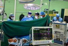 خارج کردن تومور2کیلو و600گرمی از ستون فقرات بیمار