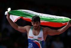 حسن یزدانی به مدال طلا دست یافت