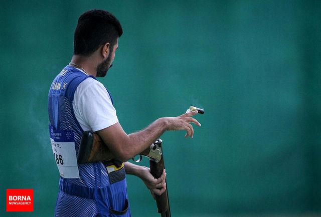 احمدی و صداقت بدون تغییر در رده دوازدهم جهان باقی ماندند