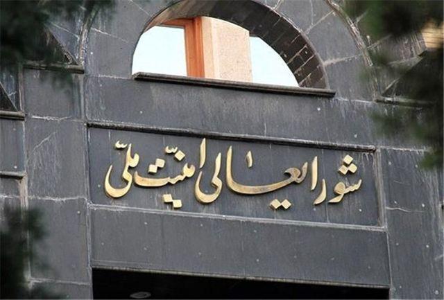 اخبار و مواضع شورای عالی امنیت ملی فقط از سوی سخنگوی آن اعلام می شود
