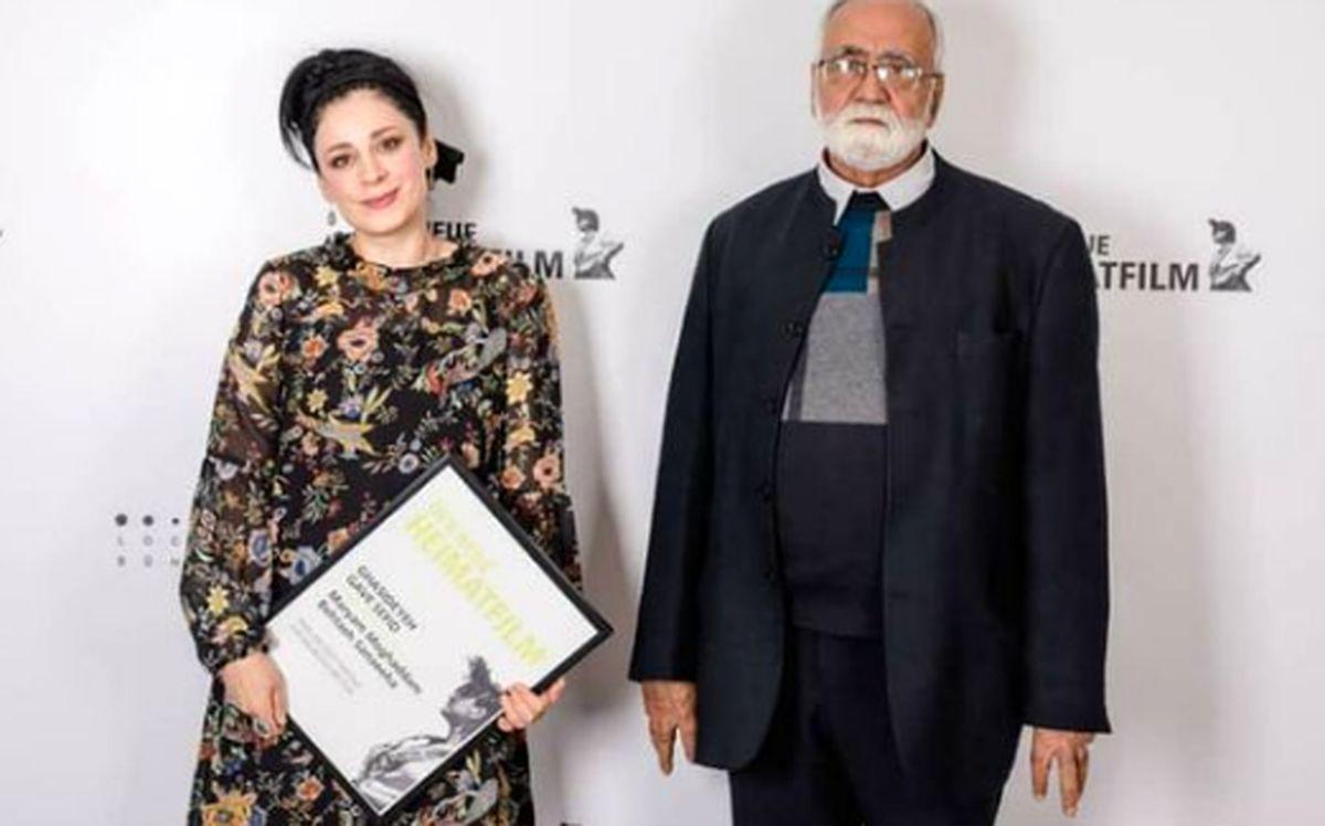 """""""قصیده گاو سفید"""" بهترین فیلم جشنواره درنو هیمات فیلم اتریش"""