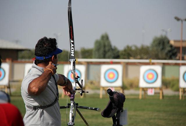 قهرمانی تیرانداز استان قزوین در بخش مردان ریکرو رنکینگ کشوری ارومیه