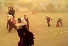 مدارس منطقه آزاد اروند نوبت بعدازظهر امروز سه شنبه تعطیل اعلام شد