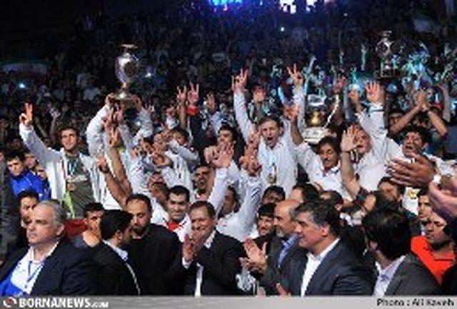 پیام تبریک نماینده خوزستان به قهرمانان کشتی فرنگی