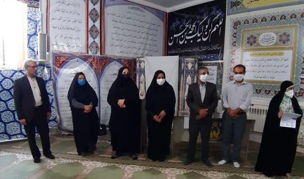 رابط افتخاری و فعال زن در روستاهای استان معرفی می شود