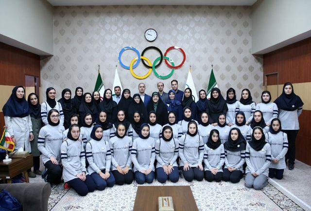 افتتاحیه دوره آموزش سفیران المپیک