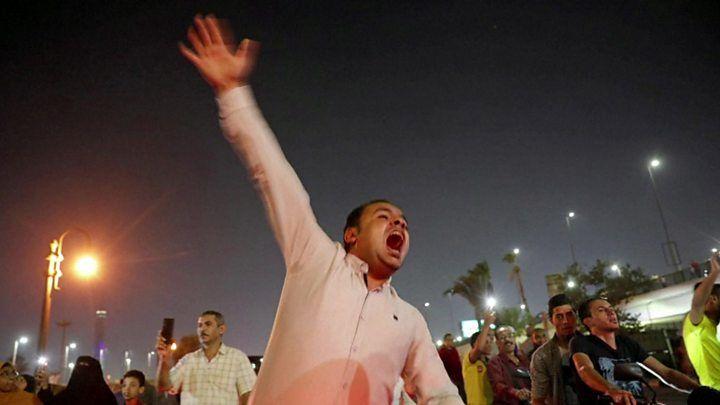 در تظاهرات علیه السیسی بیش از 650 نفر دستگیر شدند