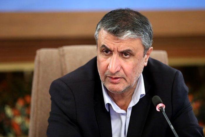 قزوین فردا میزبان وزیر راه و شهرسازی است