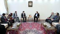 دولت ایران آمادگی دارد در بخش اقتصادی گام های بلندی در زمینه همکاری با ونزوئلا بردارد/ آماده برنامه ریزی برای اجرای نقشه راه اقتصادی ۲۰ ساله هستیم